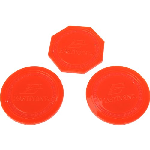 Eastpoint Hover hockey pucks - Air hockey pucks - 3 per pack - 1