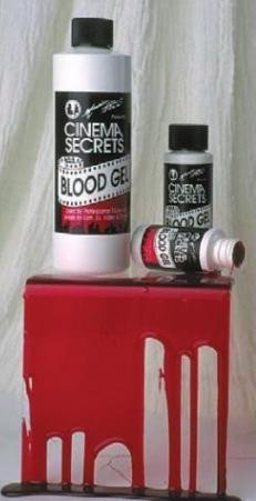 Cinema Secrets Hollywood Blood Gel, 2 oz