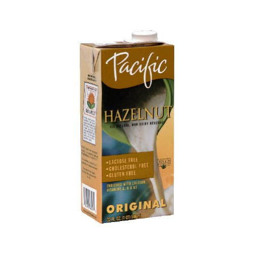 Pacific Natural Foods Hazelnut, Original, 32-Ounce (Pack of 12)