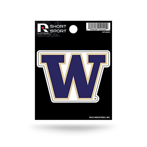 NCAA Washington Huskies Short Sport Decal (Husky Decal compare prices)