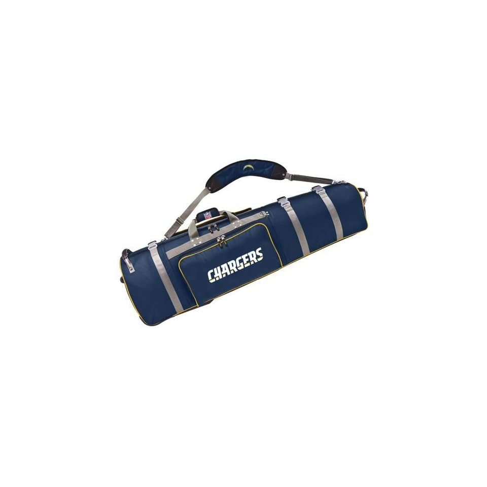 San Diego Chargers NFL Wheeling Golf Travel Cover