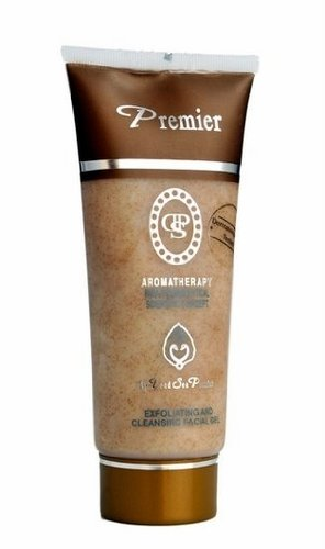Premier Dead Sea Para-pharmaceutical Exfoliating Facial Gel, Brown, 4.25-Fluid Ounce at Amazon.com