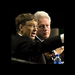 Bill Clinton and Bill Gates at the International AIDS Conference (8/14/06) | [Bill Clinton, Bill Gates]