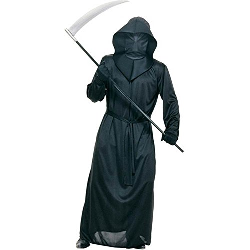 Mesh Face Robe Adult Costume - Standard