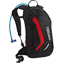 Camelbak Blowfish Hydration Pack (70-Ounce/1037/732 Cubic-Inch, Black/Racing Red)