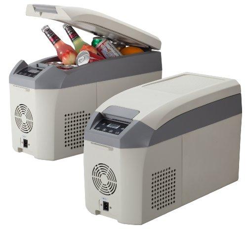 I-70 Portable Car Freezer / Refrigerator, 10L(10.6Qt) For Travel & Outdoor, Af-10D front-527128