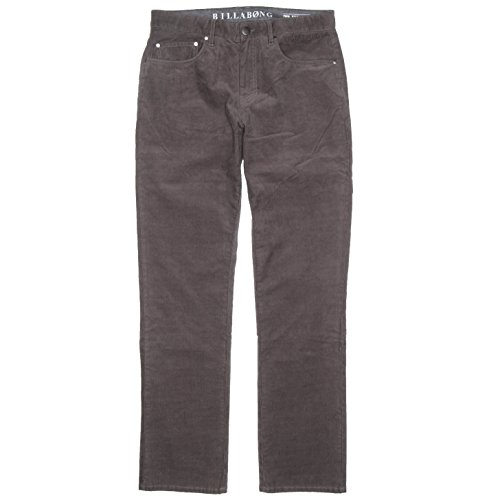 Billabong Big Boys' Fifty Cord Pants, Camel, 26 back-1081024