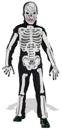 Skeleton Costume, Children's Large