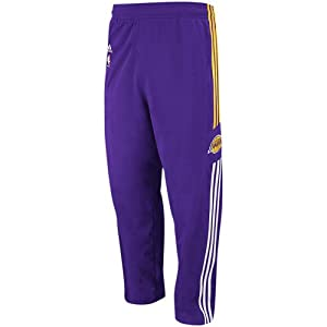 Adidas Los Angeles Lakers On-Court Pant by adidas