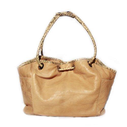 Mia Bossi Audrey Diaper Bag, Sand