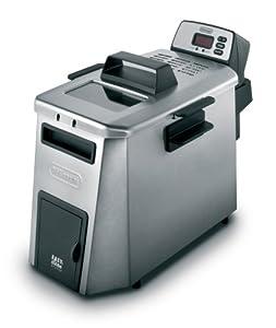 DeLonghi D24527DZ Dual Zone 3-Pound-Capacity Deep Fryer by DeLonghi