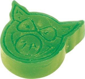 Pig Head Neon Curb Wax - Green by Pig