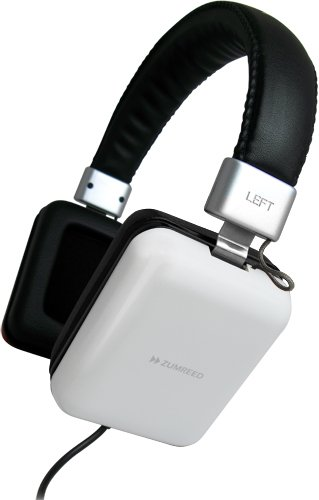 Zumreed Square Headphones - White