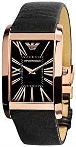 Classic Women's Watch Color: Black / Bronze