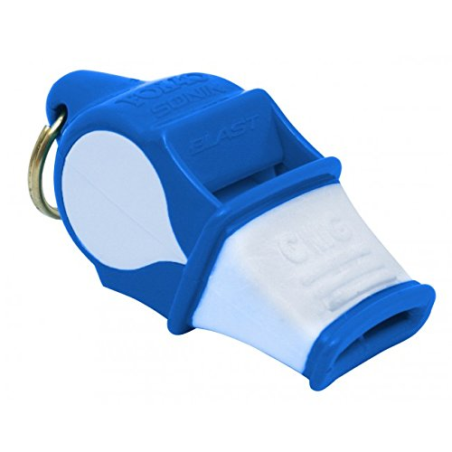 Fox 40 Sonik Blast Whistle Blue / White