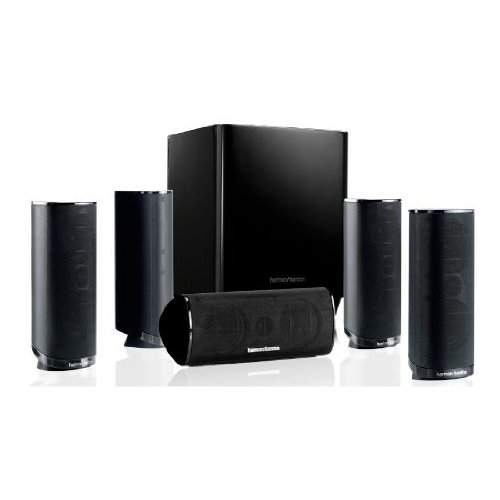 Ukdapper - Harmon Kardon HKTS16BQ 5.1ch Home Cinema Speaker System