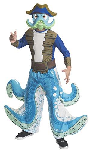 Rubies Skylanders Swap Force Wash Buckler Costume, Child Medium