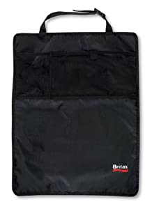 Britax 2 Pack Kick Mats, Black from Britax