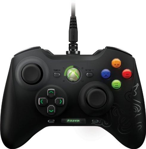 Razer Sabertooth - Manette pour Xbox 360 - Noir