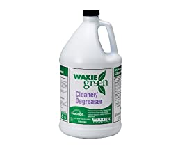 WAXIE-Green 051480401W  Cleaner Degreaser, 1 Gallon  (Case of 4)