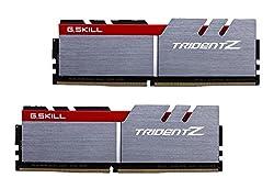 G.SKILL TridentZ Series 16GB (2 x 8GB) 288-Pin DDR4 SDRAM DDR4 3400 (PC4 27200) Intel Z170 Platform Desktop Memory Model F4-3400C16D-16GTZ