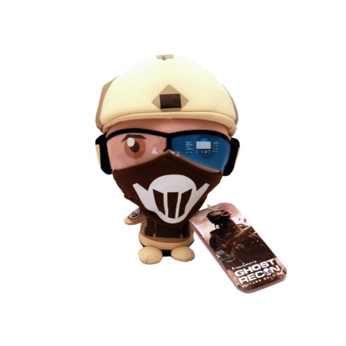 "Ghost Recon G-Recon 6"" Plush Kozak - 1"