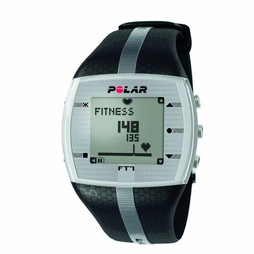 Imagen de Polar FT7 Hombres Heart Rate Monitor Watch (Negro / Plata)
