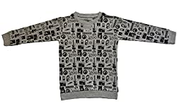 Maaron Boys Printed T-shirt (4-5 Years)
