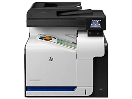HP LaserJet Pro 500 M570dw Multi Function Printer