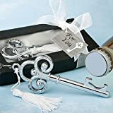 <em>Key To My Heart Collection</em> Key Design Bottle Opener - 50 count