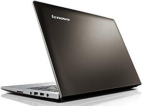 "Lenovo M30-70 - Portátil de 13.3"" (Intel Celeron 2957U, 4 GB de RAM, Disco HDD de 500 GB, Intel HD Graphics, Windows 8), negro -Teclado QWERTY Español"