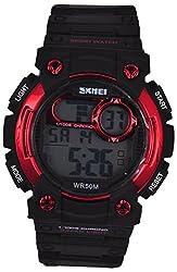 Skmei Calendar Digital Multi Color Dial Mens Watch - (HMWA05S048C0)