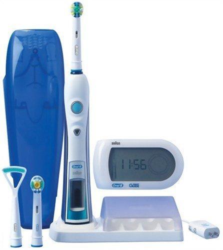 【Amazonの商品情報へ】ブラウン オーラルB 電動歯ブラシ 多機能ハイグレードモデル 歯磨きナビ付 D325365X