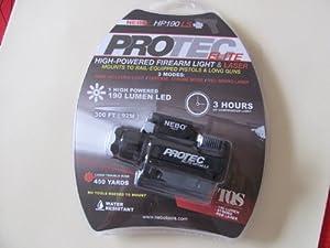 Nebo Pro Tec Elite Pistol Light and Laser by Nebo