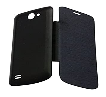 Premium Quality Flip Cover for Gionee P3 available at Amazon for Rs.135