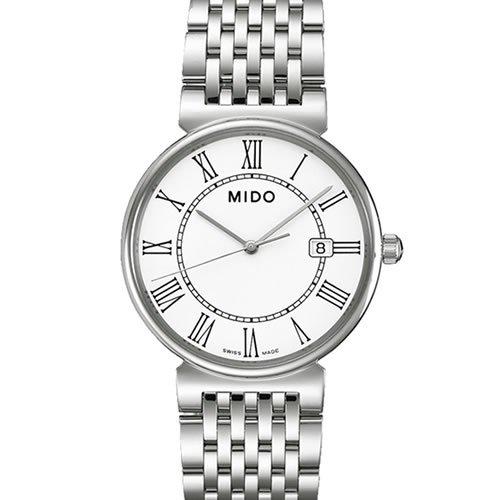 mido-dorada-white-dial-stainless-steel-mens-watch-m11304261