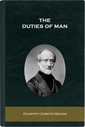 Mazzini an essay on the duties of man