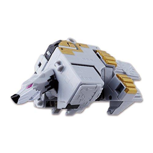 動物戦隊ジュウオウジャー ジュウオウキューブ8 動物合体 DXキューブウルフ