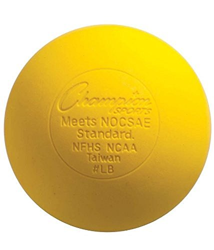 buy Champion Sports NCAA NFHS Certified Lacrosse Ball for sale