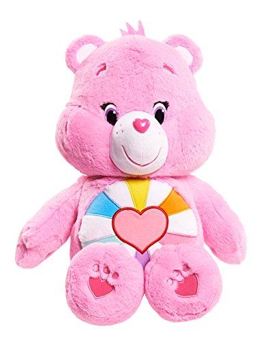 [Care Bears Hopeful Heart Jumbo Plush] (Care Bear Plush)