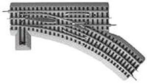 "Lionel Trains Track O FasTrack 36"" Manual RH Switch"