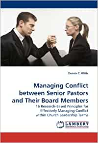managing church conflict The purpose of this study is to empirically examine factors that may enable cross- cultural church planters to constructively manage music-related conflicts when.