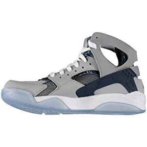 Amazon.com: Men's Nike Air Wolf Gray/Navy Blue Flight