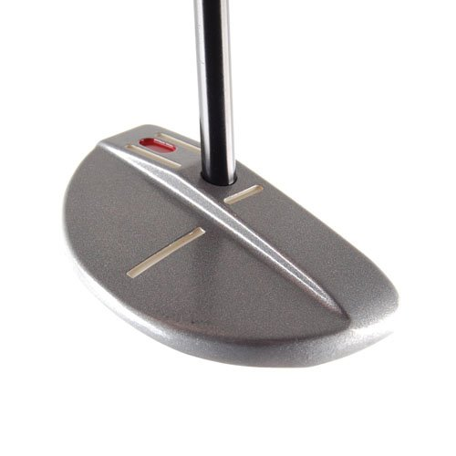 "New SeeMore THT Solid Aluminum Mallet Putter 34"" RH"