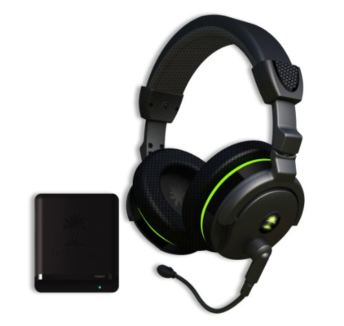 Turtle Beach Ear Force X42 Wireless Dolby Surround Sound Gaming Headset