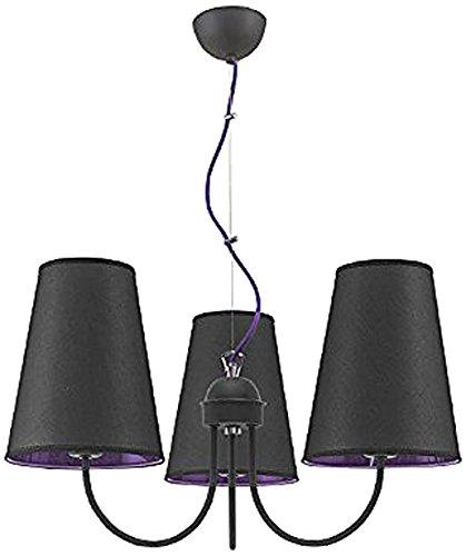 Lampex Lukka 3 369/3 Deckenleuchte dreiflammig