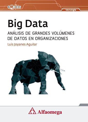 Big Data - Análisis De Grandes Volúmenes De Datos En Organizaciones (Spanish Edition)
