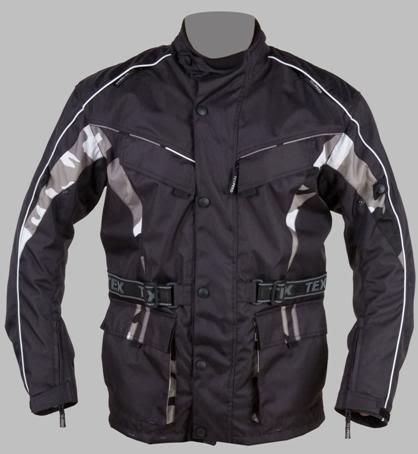 Mens Waterproof Motorcycle Biker Racing Jacket XL 46