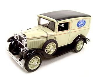 Buy 1931 Ford Delivery Truck 1:18 Diecast Model