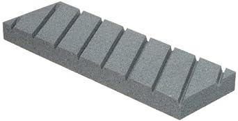 "Norton Flattening Stone for Waterstones, 3/4"" x 3"" x 9"" in plastic case"